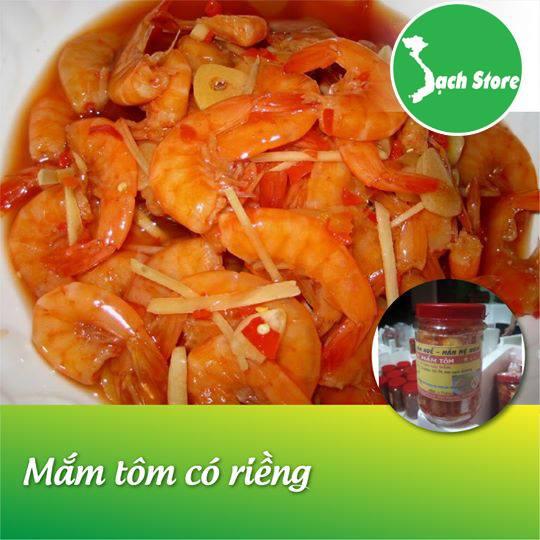 Mam tom chua co rieng Sach Store (2)