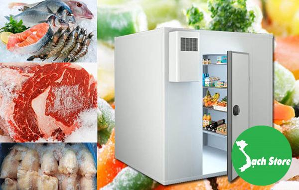 Tìm nguồn thực phẩm đông lạnh giá sỉ và lẻ giá rẻ